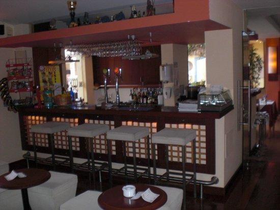 Costa D'oiro Ambiance Village: Hotelbar