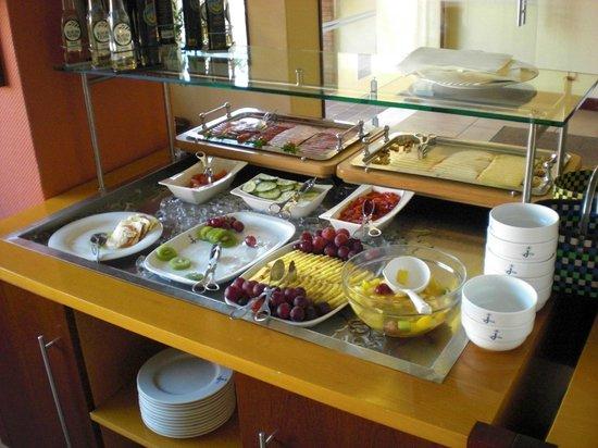 Costa D'oiro Ambiance Village: Frühstücksbüfett