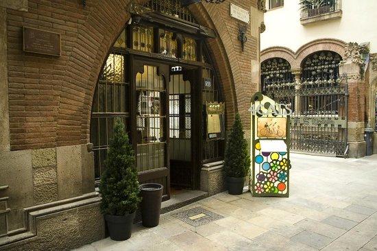 Casa Marti Els Quatre Gats : Entrada principal