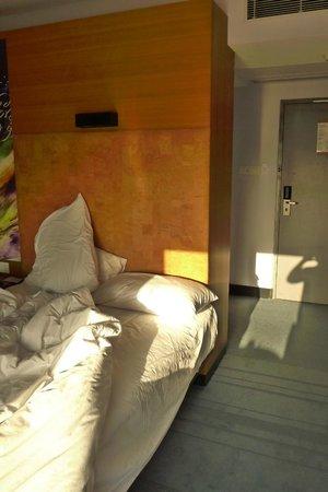 Medallion Chandigarh Zirakpur: Inside the room - twin room