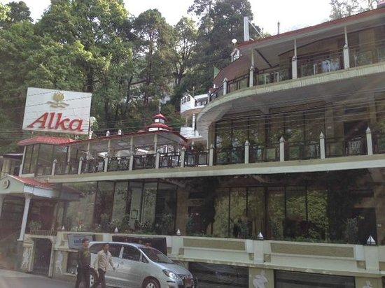 Alka The Lake Side Hotel: Alka Hotel