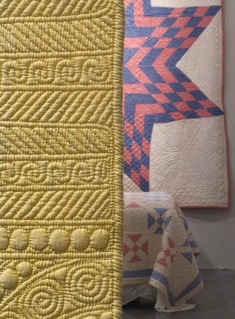 Lampeter, UK: Welsh Quilt Centre Exhibition