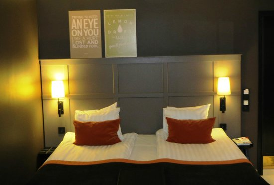 Grand Central by Scandic: Chic room