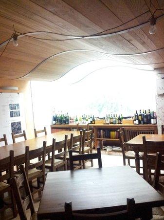 Hotel Borghetti: sala degustazione