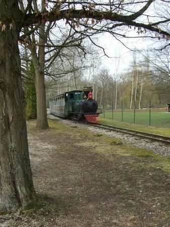 Erlebnispark Schloss Thurn: Eisenbahn