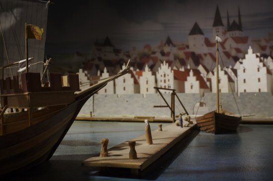 Museo Gotlands: The exhibition Medieval Gotland