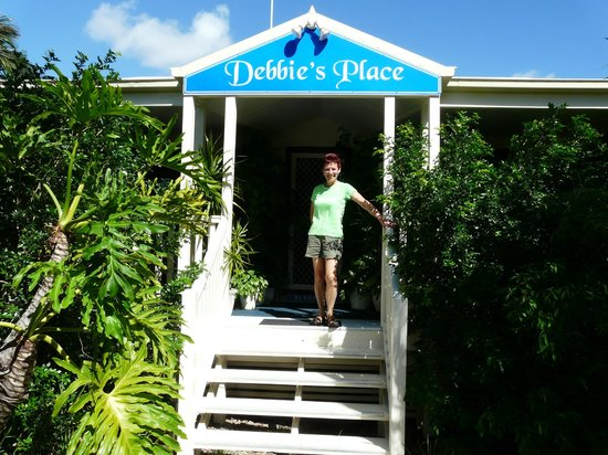 Debbies Place: Very nice B&B