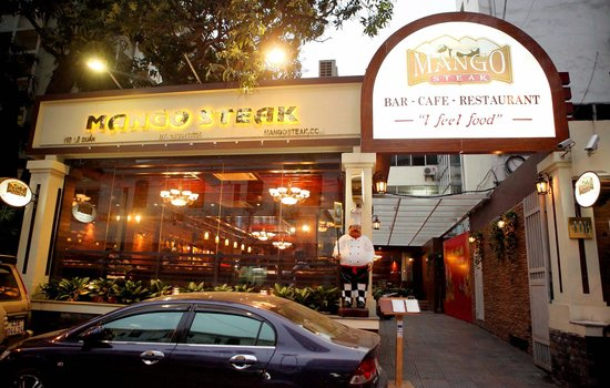 Mango Steak - Bar, Cafe, Restaurant