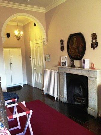 Castle Leslie Estate: Papa Jack's room