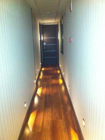 Hotel Oasis: corridoio