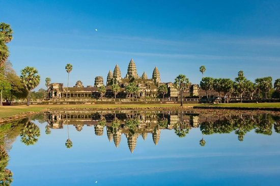 how to go to angkor wat