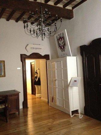Castello di Montignano Relais & Spa: estrata spa