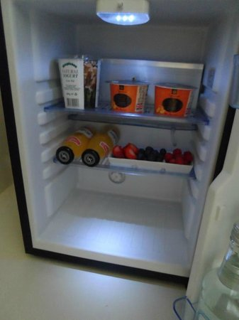 4 Beaufort : Fridge