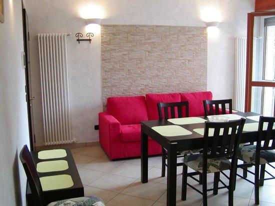Appartamenti Cappuccini: Esempio Apparamento