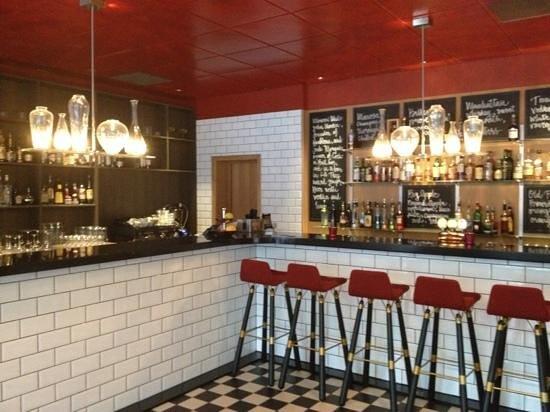 Clarion Hotel Gillet : bar