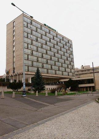 Parkhotel Praha: Vista esterna