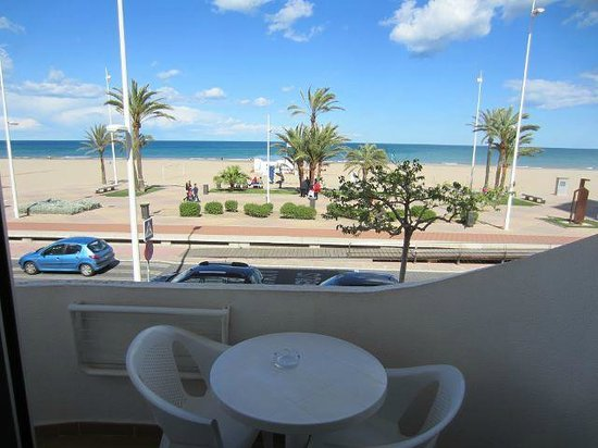 Hotel RH Riviera: Blick vom Balkon