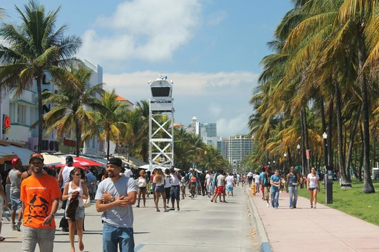 South Beach Miami Boardwalk The Best Beaches In World