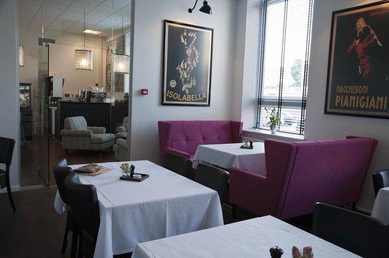 BEST WESTERN Hotel Herman Bang: Restaurant