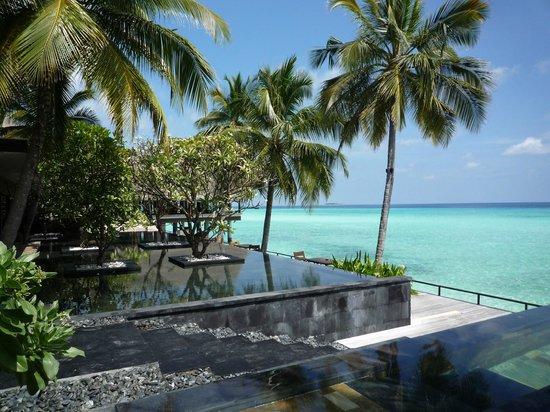 One&Only Reethi Rah: Empty resort