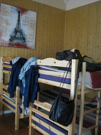Hostel Entresuenos Logrono: Habitación