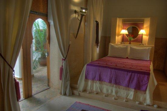 Riad l'Orangeraie: 'Coriander' suite