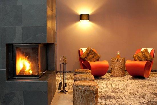 Hotel Residenz Hochalm: Lounge
