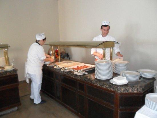 "Mayor Mon Repos Palace 'Art Hotel"": Dining"