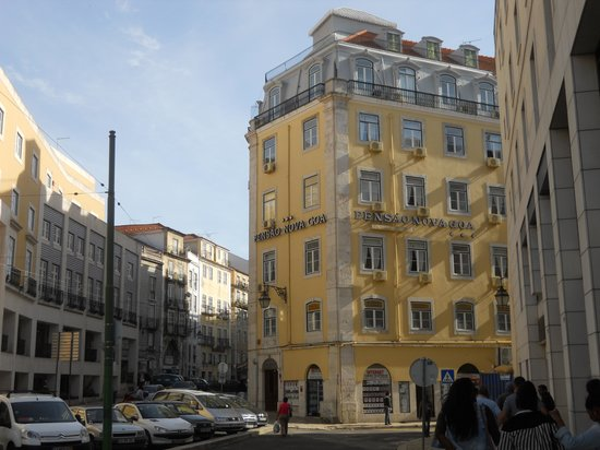 Pensao Nova Goa Lisboa
