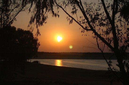 Vincci Valdecañas Golf Hotel: Puesta de sol