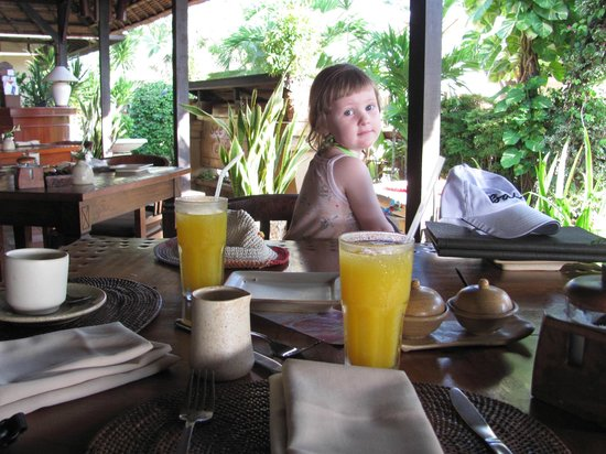 COOEE Bali Reef Resort: Завтрак