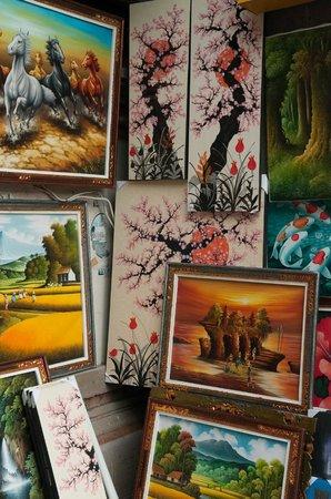 Sukawati Art Market: Sukawati