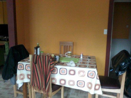 Hostel El Patagonico: desayunador