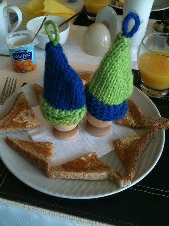 Buxton House: Breakfast
