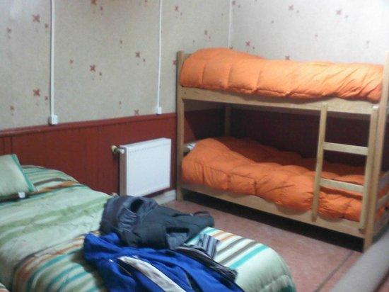 Hostel El Patagonico: habitacion