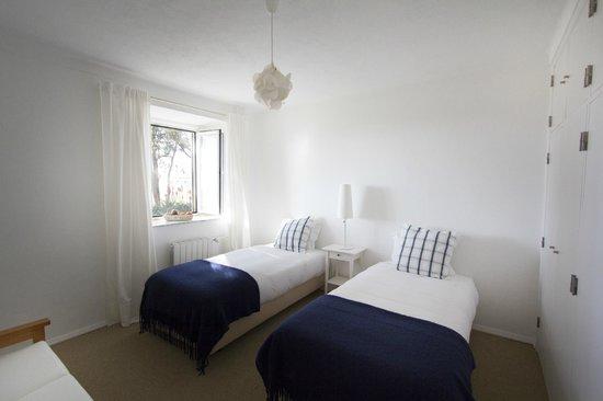 Herdade Outeiro de Esquila : Second Bedroom at CORNER HOUSE (a 3 bedroom house)