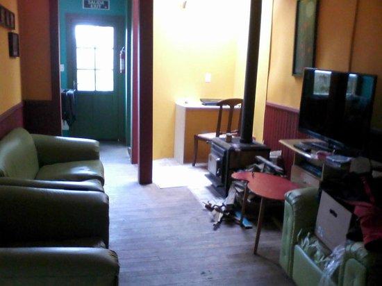 Hostel El Patagonico: living