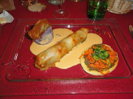 Erquy, Francia: week end de pâques avec le nem de st jacques , mmmmm.......