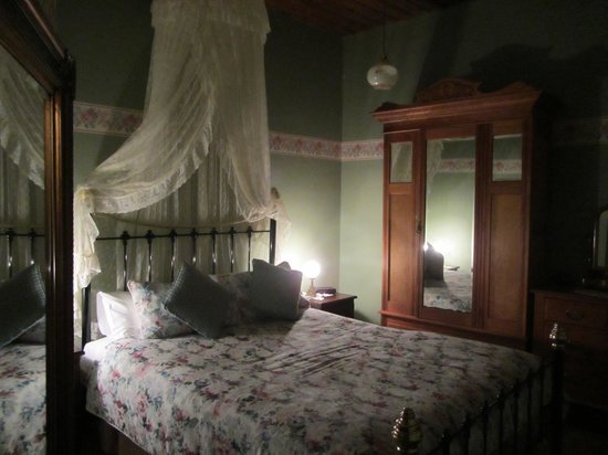 Bridge Cottages : Bedroom