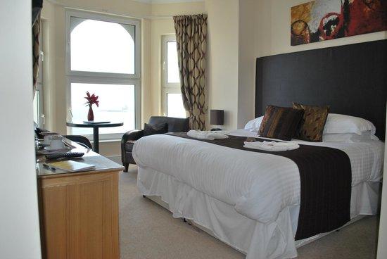 Ellan Vannin Hotel: Sea view Double room