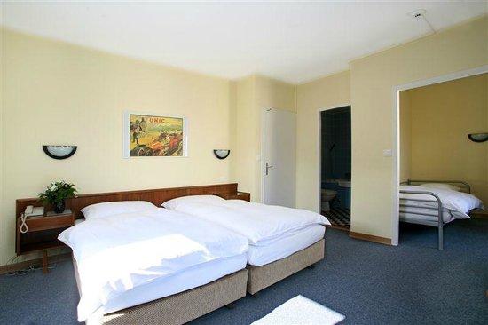 Hotel Lido: Chambre triple