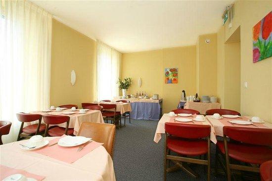 Hotel Lido: Salle petit déjeuner