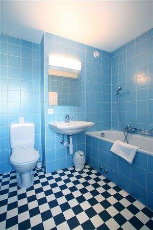 Hotel Lido: Salle de bain1