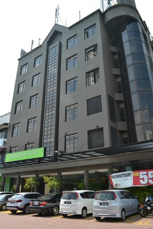 Nagaria Inn: External of Hotel