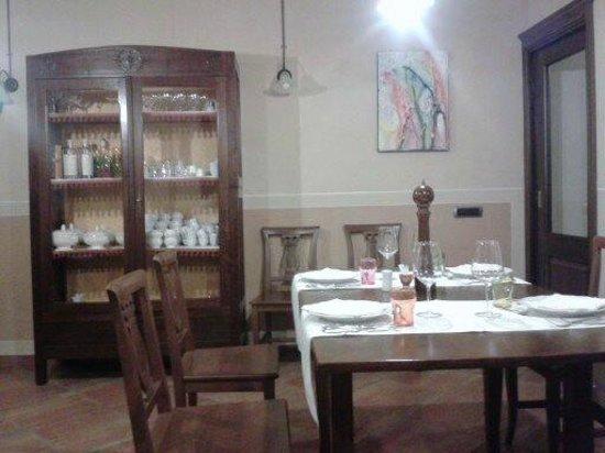 Osteria Dei Sala: Sala 1°piano