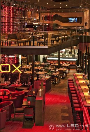 OX Pasta and Grill
