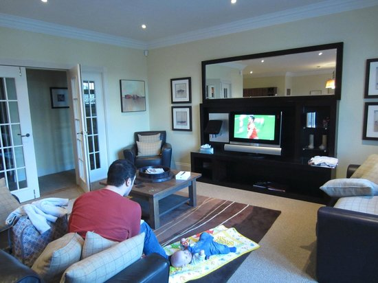 Cameron Club Lodges at The Carrick: Living Room