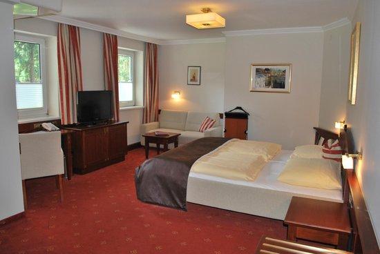 Austria Classic Hotel Hölle: Superior Classic room/100% handicapted room
