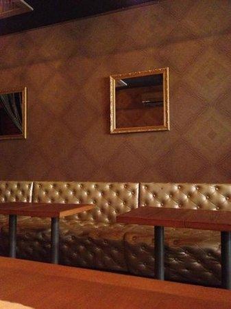 Amaia Restaurant: sala