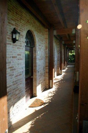 Residence gli Ulivi: piano terreno